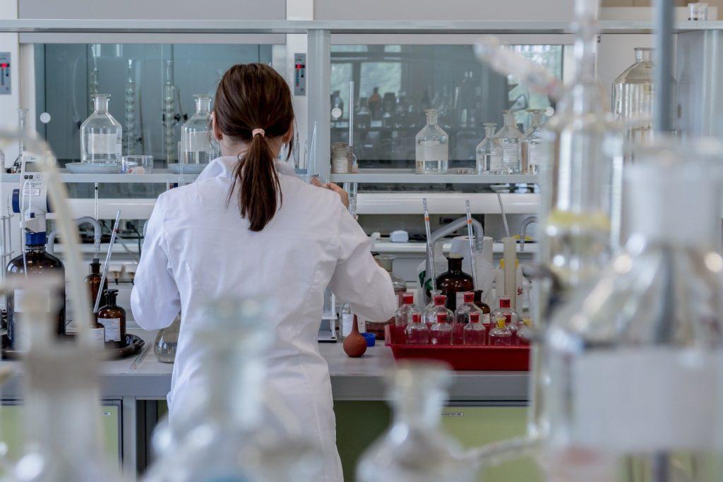 Laboratory analysis at PentaBase