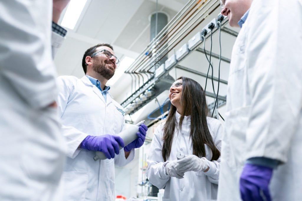 PentaBase laboratory