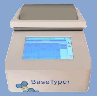 Real-time PCR Instrument basetyper