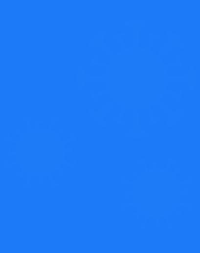 virus blå