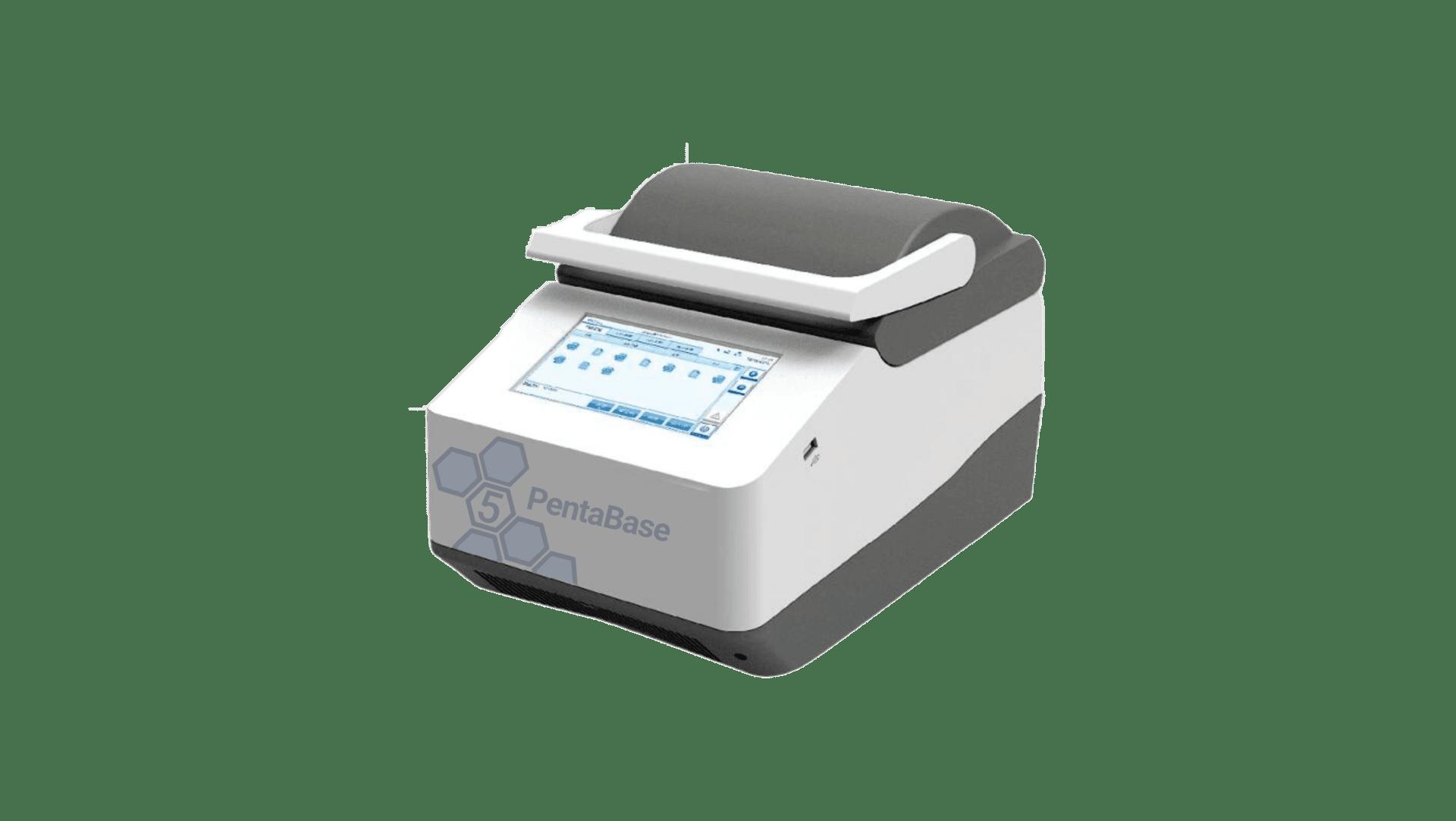 BaseTyper PCR equipment